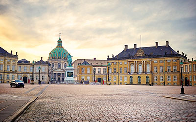 Amalienborg - Royal Family